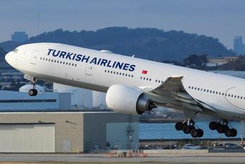 TC-JJZ - Turkish Airlines Boeing 777-300ER