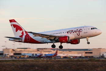 C-GARO - Air Canada Rouge Airbus A319