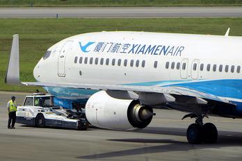 B-5655 - Xiamen Airlines Boeing 737-800