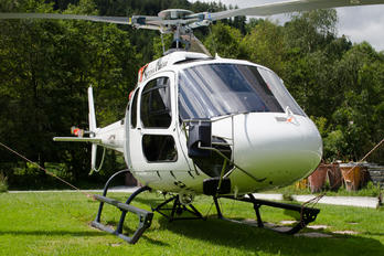 I-MGGM - Air Service Center Eurocopter AS350 Ecureuil / Squirrel