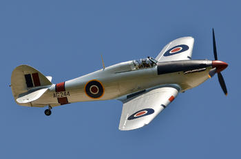 G-CBOE - Private Hawker Hurricane Mk.I (all models)