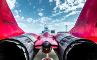 "05 - Russia - Air Force ""Strizhi"" Mikoyan-Gurevich MiG-29 aircraft"