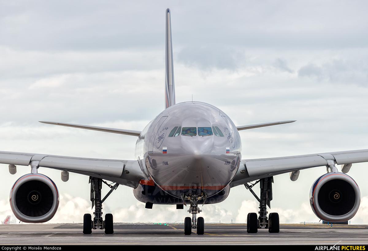Aeroflot VQ-BMY aircraft at Tenerife Sur - Reina Sofia