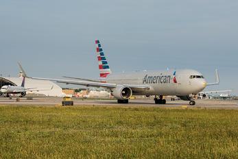 N349AA - American Airlines Boeing 767-300ER
