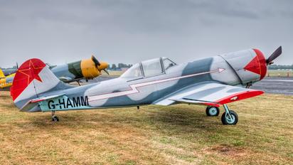 G-HAMM - Private Yakovlev Yak-50