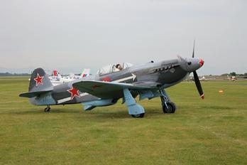 D-FYGJ - Private Yakovlev Yak-3M