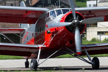 LY-ABY - Private Antonov An-2