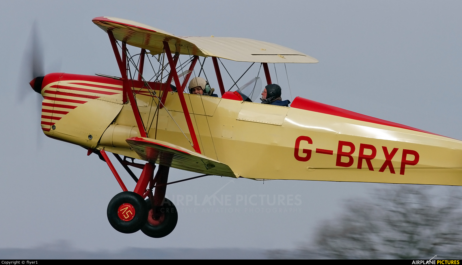 Private G-BRXP aircraft at Lashenden / Headcorn