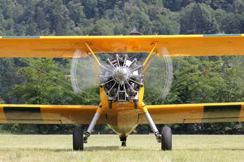 F-AZST - Private Boeing Stearman, Kaydet (all models)
