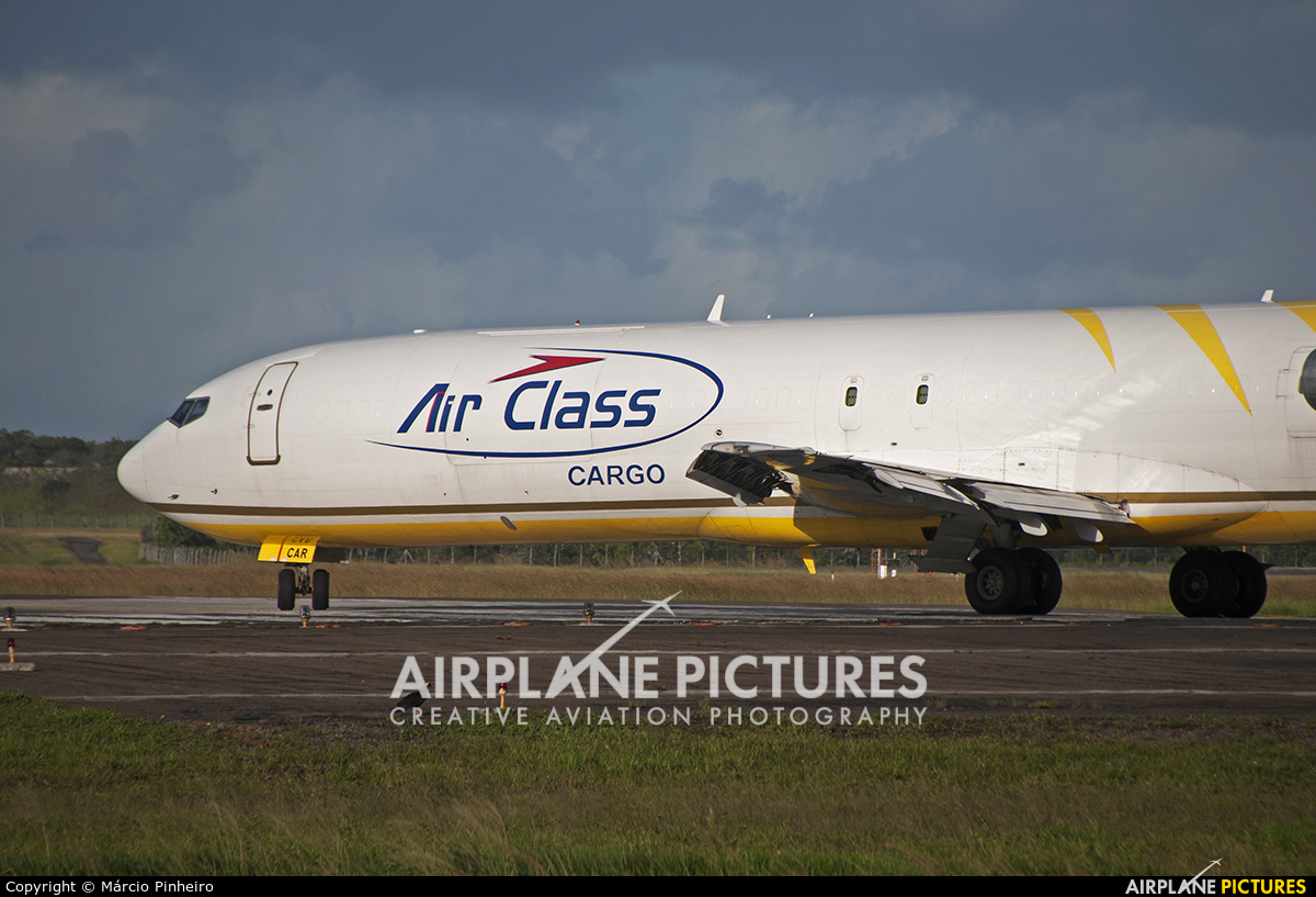 Air Class Cargo CX-CAR aircraft at Salvador - Deputado Luis Eduardo Magalhaes