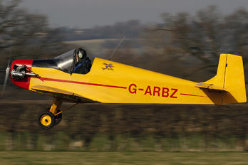 G-ARBZ - Private Druine D.31 Turbulent