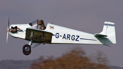 G-ARGZ - Private Druine D.31 Turbulent