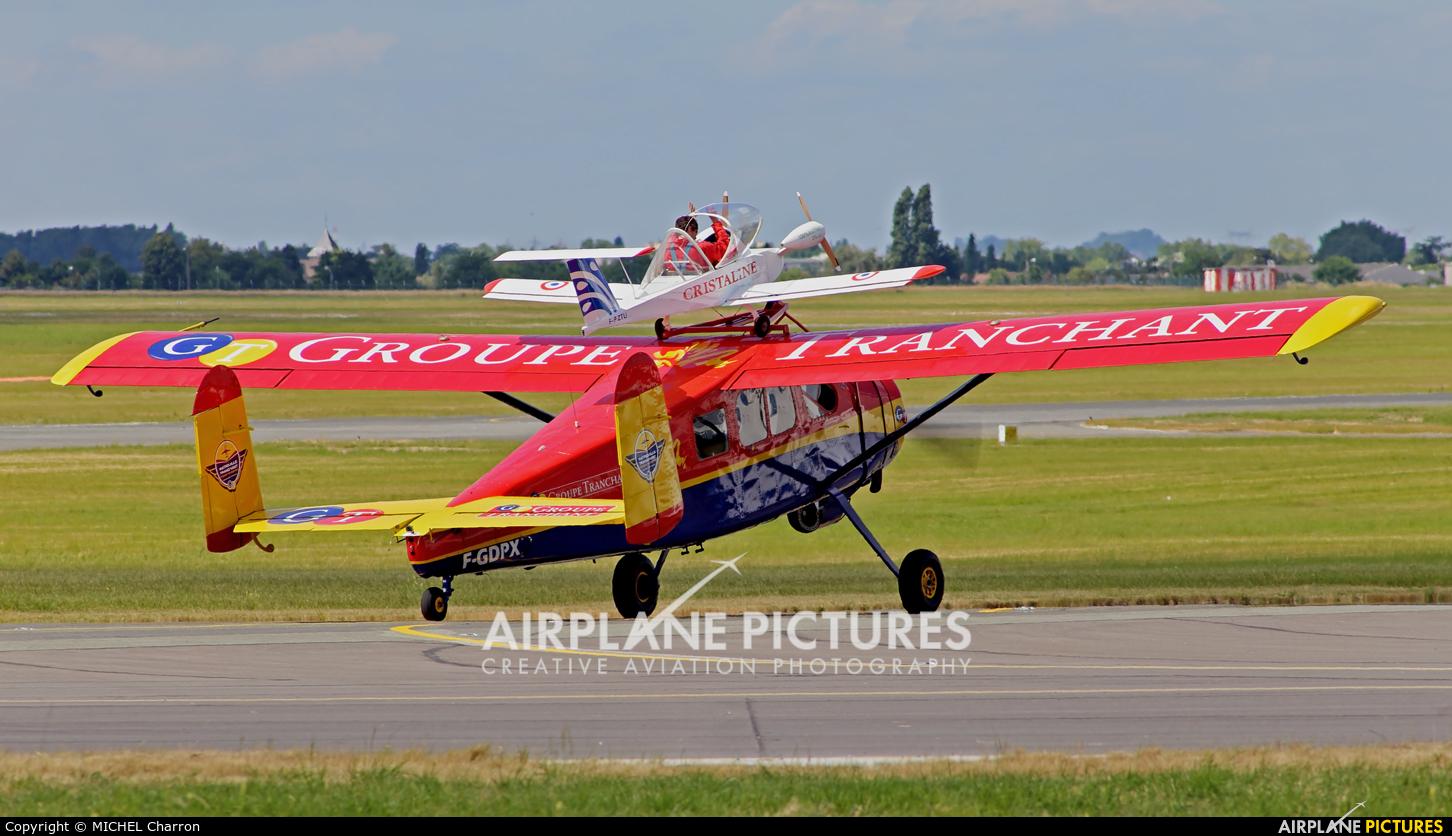 Groupe Tranchant F-GDPX aircraft at Paris - Le Bourget