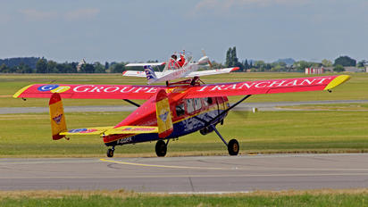 F-GDPX - Groupe Tranchant Max Holste MH.1521 Broussard