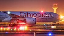 ET-AOP - Ethiopian Airlines Boeing 787-8 Dreamliner aircraft