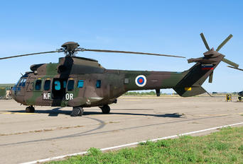 H3-73 - Slovenia - Air Force Aerospatiale AS332 Super Puma