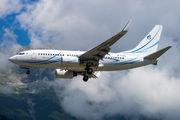 RA-73000 - Gazpromavia Boeing 737-700 aircraft