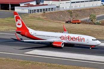D-ABKT - Air Berlin Boeing 737-800