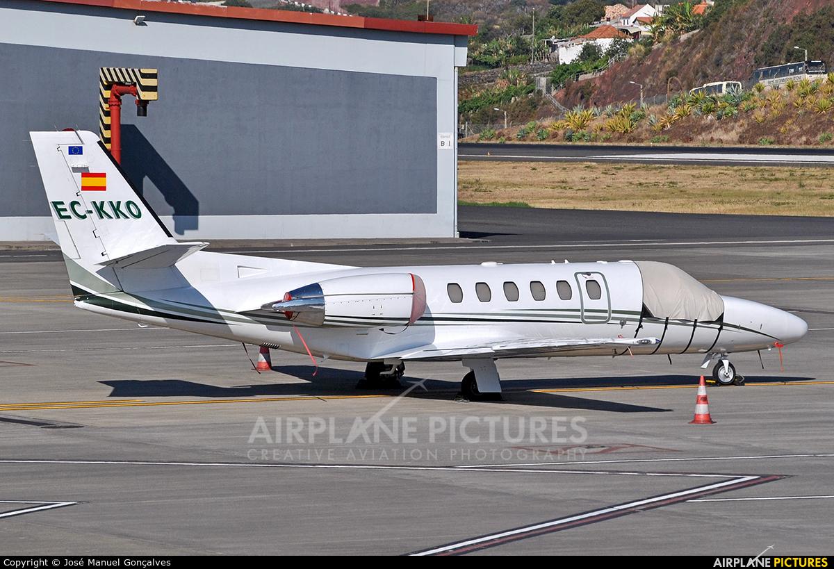 TAS - Transportes Aéreos del Sur EC-KKO aircraft at Madeira