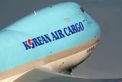 HL7601 - Korean Air Cargo Boeing 747-400F, ERF aircraft
