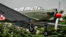 SP-YYY - Polish Eagles Foundation Yakovlev Yak-18 aircraft