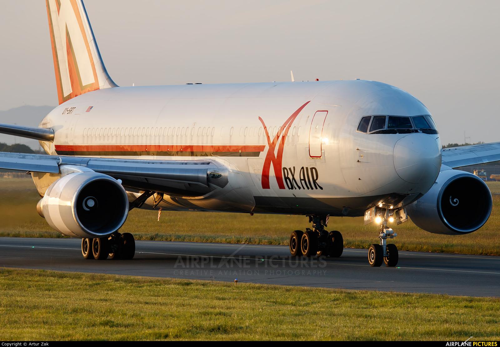 Star Air Freight OY-SRT aircraft at Dublin
