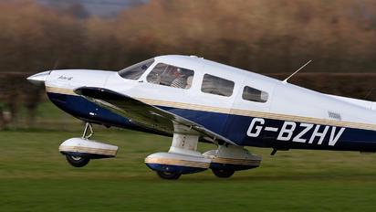 G-BZHV - Private Piper PA-28 Archer
