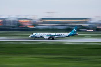 I-ADJQ - Air Dolomiti Embraer ERJ-195 (190-200)
