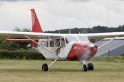 LX-MDT - Private Gippsland GA-8 Airvan aircraft