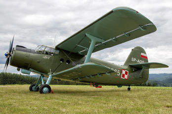SP-AOO - Private Antonov An-2