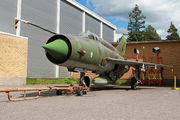 MG-135 - Finland - Air Force Mikoyan-Gurevich MiG-21bis aircraft
