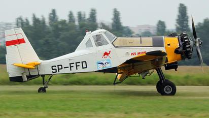 SP-FFD - Aerogryf PZL M-18B Dromader