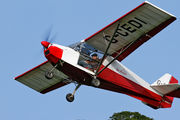 G-CEDI - Private Bestoff SkyRanger aircraft