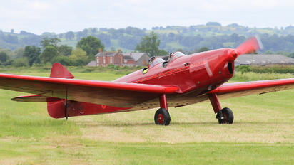 G-AFPN - Private de Havilland DH. 94 Moth Minor