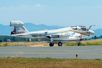 163890 - USA - Navy Grumman EA-6B Prowler