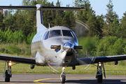 PI-02 - Finland - Air Force Pilatus PC-12 aircraft