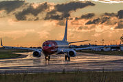 LN-NHE - Norwegian Air Shuttle Boeing 737-800 aircraft