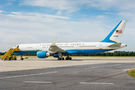 USA - Air Force Boeing C-32A 98-0002 at Vienna - Schwechat airport