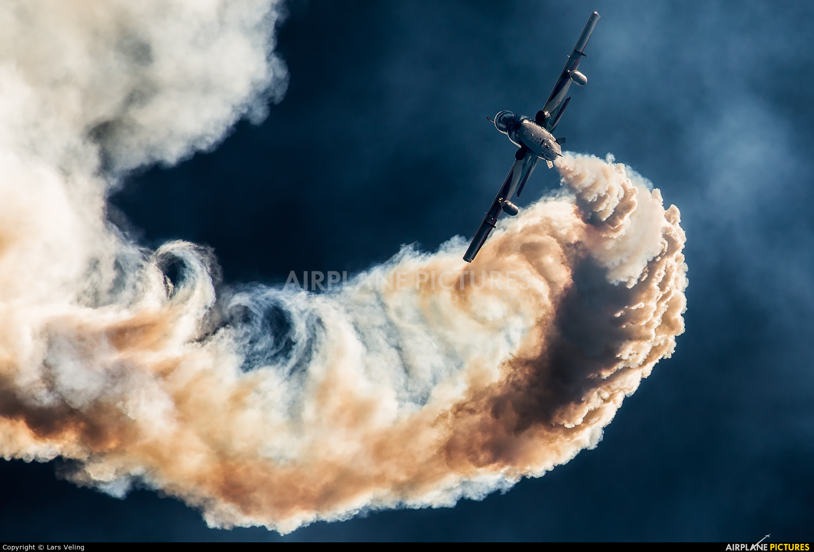 """Italy - Air Force """"Frecce Tricolori"""" - aircraft at Luxeuil-Saint-Sauveur AB"""