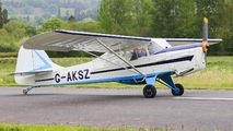 G-AKSZ - Private Taylorcraft Auster V aircraft