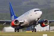 LN-RRD - SAS - Scandinavian Airlines Boeing 737-600 aircraft
