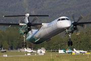 LN-WDL - Widerøe de Havilland Canada DHC-8-400Q / Bombardier Q400 aircraft