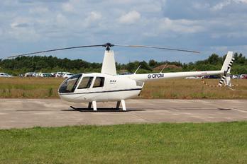 G-CFCM - Private Robinson R44 Astro / Raven