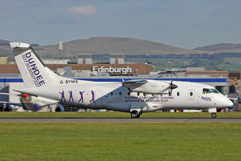 G-BYMK - FlyBe - Loganair Dornier Do.328