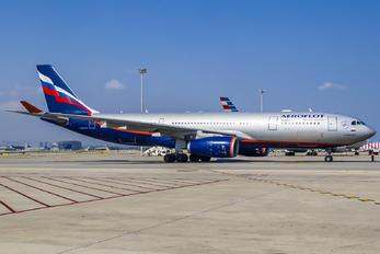 VQ-BBF - Aeroflot Airbus A330-200