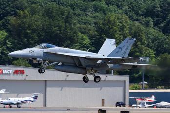 166441 - USA - Navy Boeing F/A-18E Super Hornet