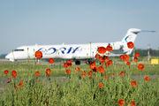 S5-AAZ - Adria Airways Bombardier CRJ-700  aircraft