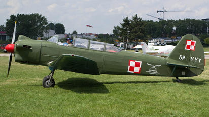 SP-YYY - Polish Eagles Foundation Yakovlev Yak-18