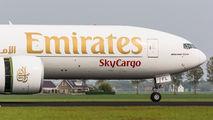 A6-EFL - Emirates Sky Cargo Boeing 777F aircraft