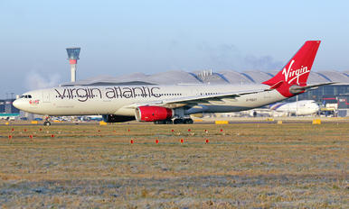 G-VSXY - Virgin Atlantic Airbus A330-300